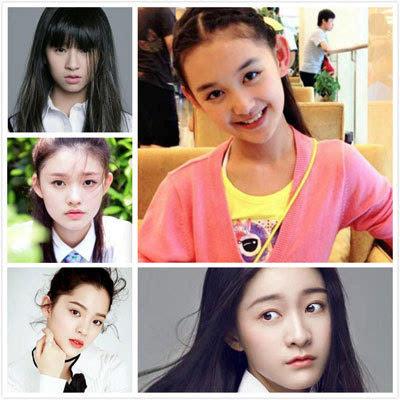 她出生于2001年,在《宫锁沉香》中,蒋依依把她所饰演的形象演绎到