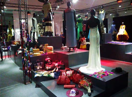 四川德阳三星堆民族文化创意设计展在京拉开帷幕