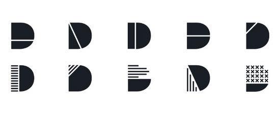 dobe 体验设计团队 LOGO 设计经验分享 Adobe Design