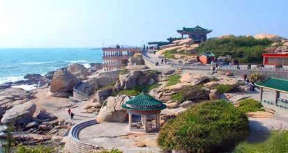 红海湾旅游区位于汕尾市遮浪街道南部,因独特的地质构造和岩石成分