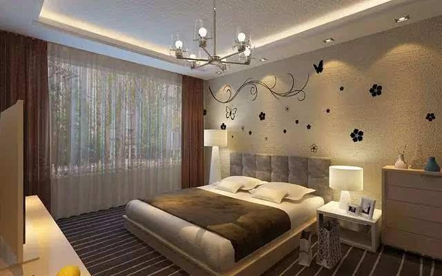 硅藻泥卧室装修效果图——欧式风格 免费设计名额 ★专家一对一帮助