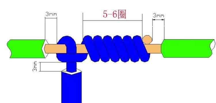 图解导线常用连接方法(实用)