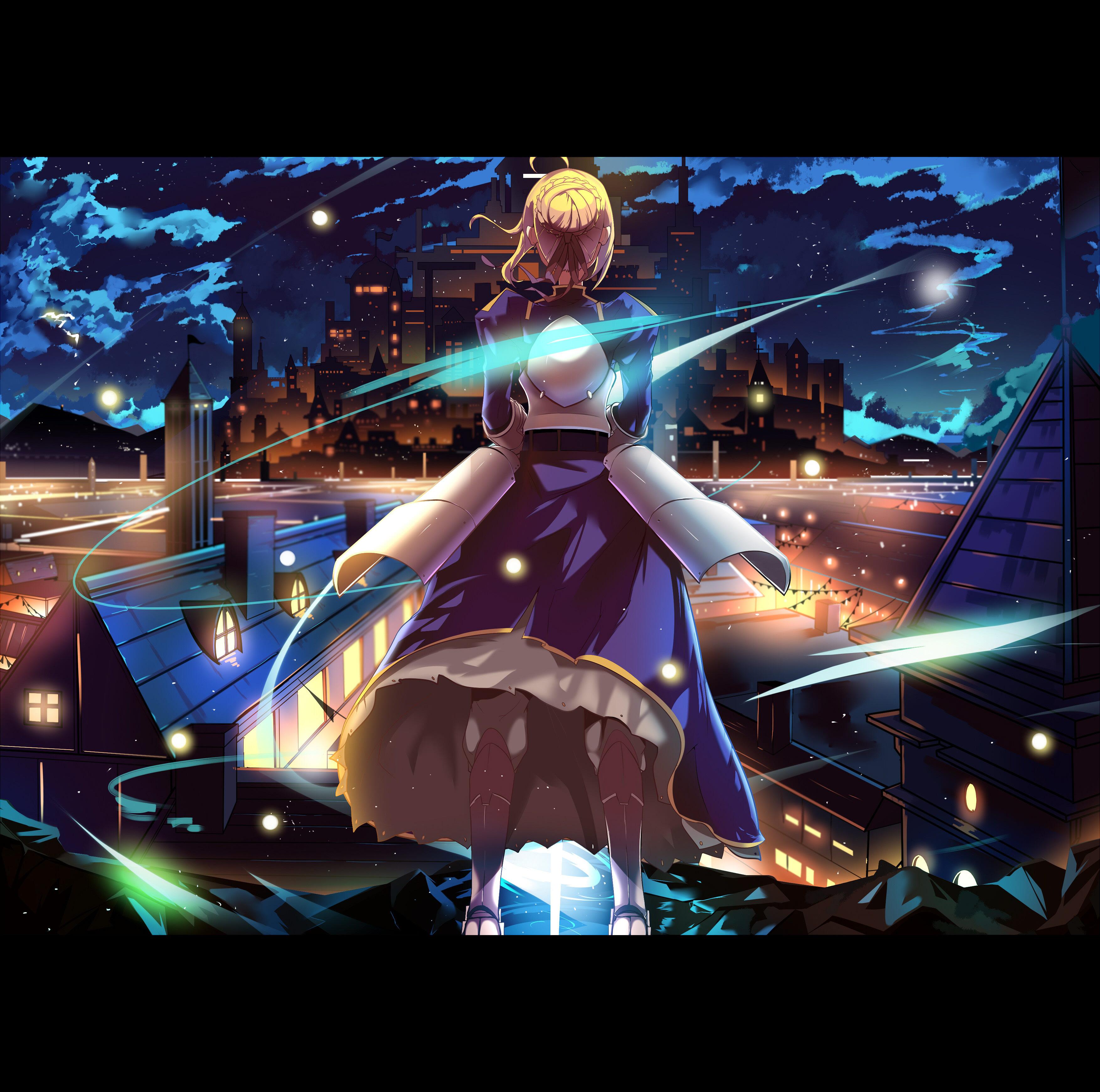 a区:fatestaynight/fatezero动漫图片(26p)