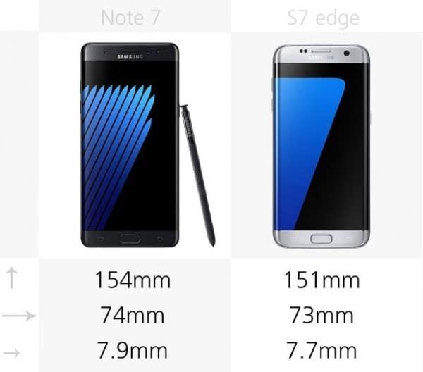 一脉相承的Galaxy Note 7/S7 edge,你会买谁?的照片 - 2