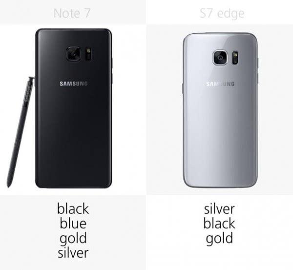 一脉相承的Galaxy Note 7/S7 edge,你会买谁?的照片 - 5