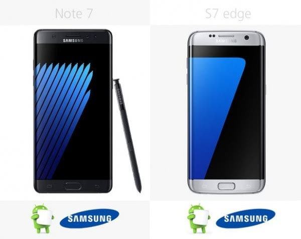一脉相承的Galaxy Note 7/S7 edge,你会买谁?的照片 - 30