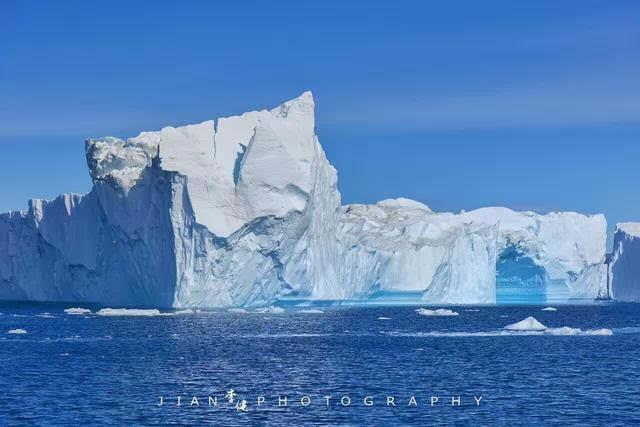 深度行夏日冰岛格陵兰岛摄影作品欣赏