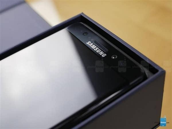 三星Galaxy Note 7开箱的照片 - 2