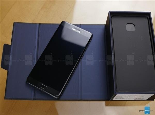 三星Galaxy Note 7开箱的照片 - 3