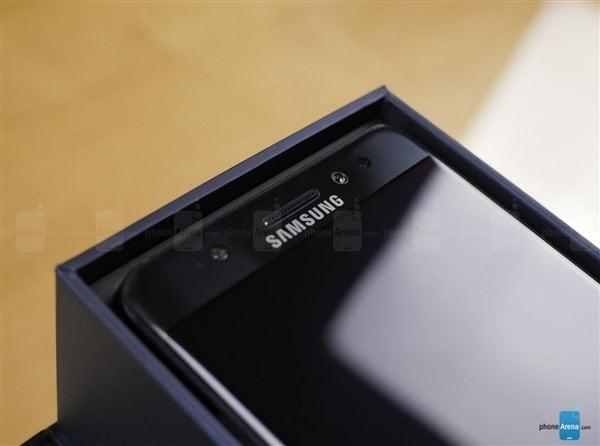 三星Galaxy Note 7开箱的照片 - 4