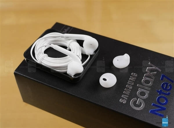 三星Galaxy Note 7开箱的照片 - 10