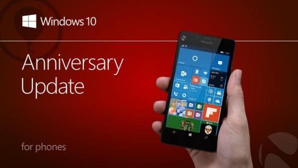 Windows 10 Mobile周年更新终于正式发布的照片