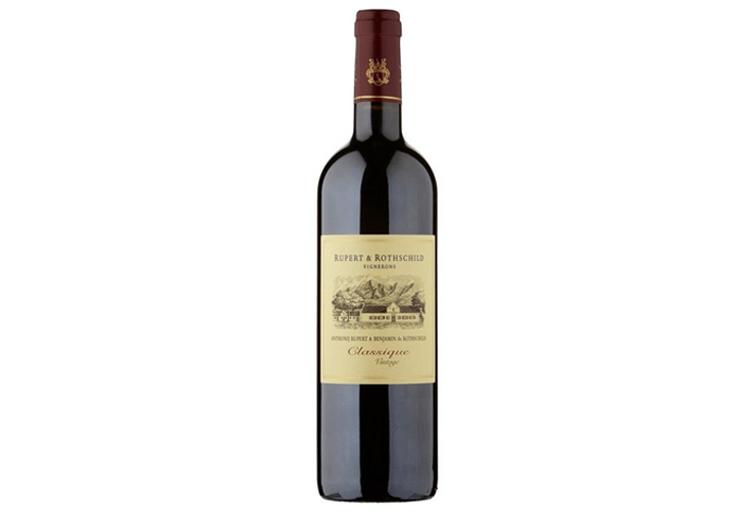 罗伯乐富齐传统红葡萄酒2012