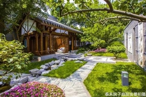匠心独运 泰禾北京院子遍寻全国名贵花木锻造园景
