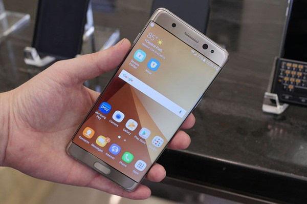 三星Galaxy Note 7正式在香港上市 售价为港币6198元的照片 - 2