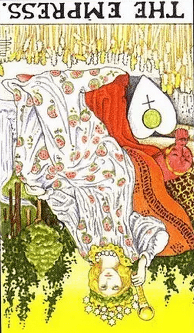 塔罗牌占卜你将会是严母还是慈母