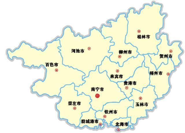 广西人也较为淳朴老实 开朗,善于与人交往 而且直爽活泼 连广西省也才