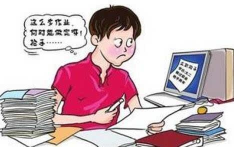 小学生网上找人代写作业 可讲价还能模仿学生笔迹