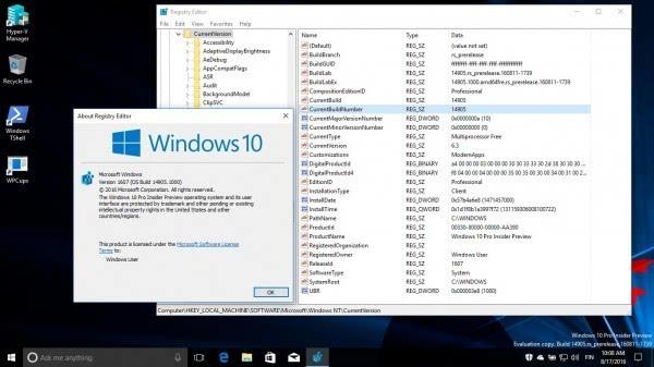 Windows 10 Build 14905发布:暂无法通过电源按钮关机的照片 - 5