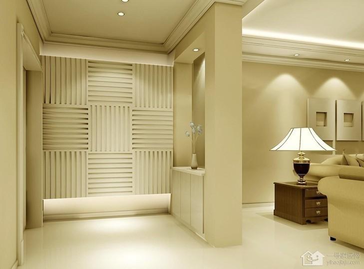 各种房屋玄关装修效果图欣赏