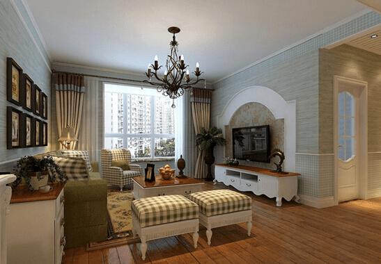 现代简欧风格装修家具其实是经过改良的古典欧式