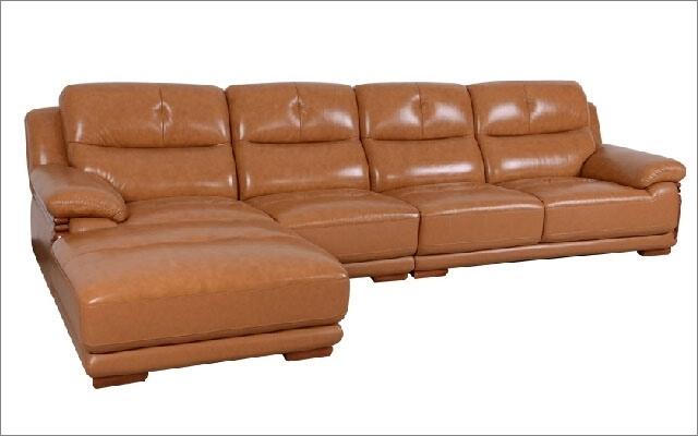 这款现代简约风格的蓝鸟真皮沙发在市面上的参考价位为