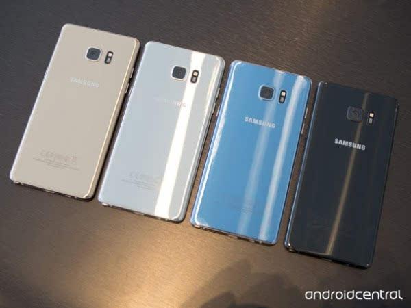大屏机皇来袭:三星Galaxy Note7国行发布会定档8月26日的照片 - 2