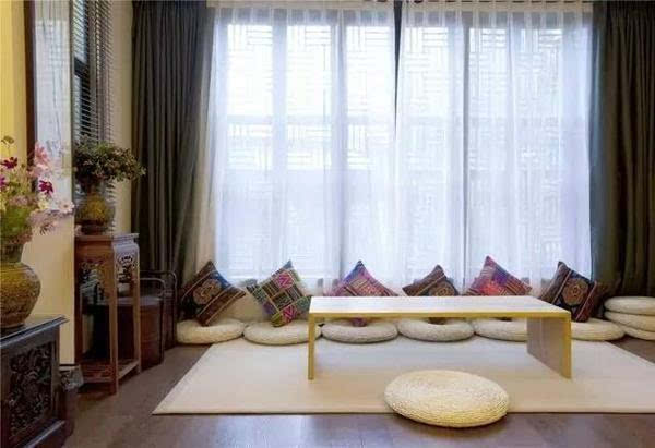 美术手工制作小窗帘