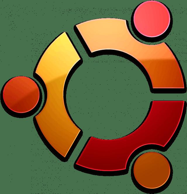 ubuntu ubuntu操作系统logo实际上代表三个人手挽手向上看.