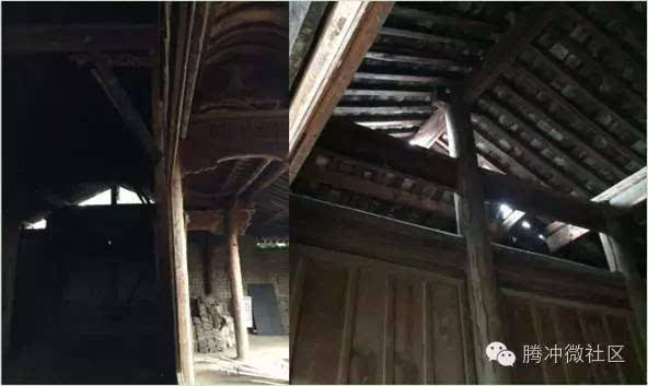 由一正两厢一厅组成四合院,占地面积481平方米,土木结构,正房坐南朝北