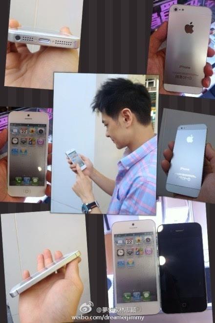 近些年林志颖iPhone手机的爆料 到底有多准的照片 - 4
