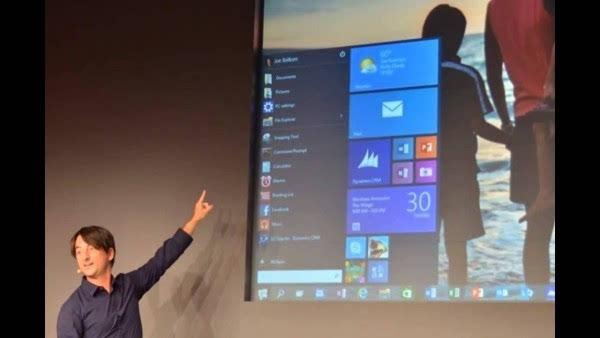 微软Windows 10再度被传无缘中国政府采购目录的照片