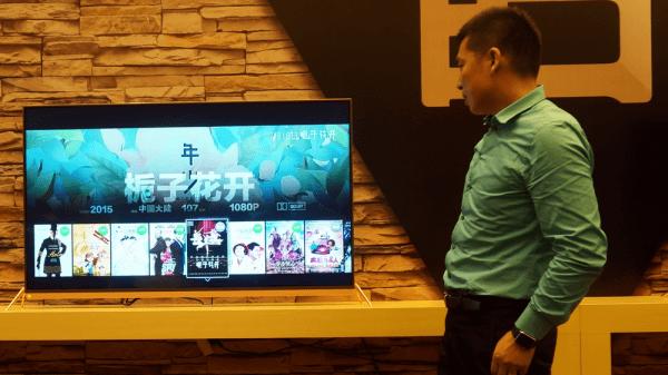 暴风TV彩电市场水土不服:资本青睐 行业不认的照片