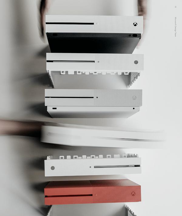 Xbox One S优雅背后:曾为微软友情设计新形象的学生参与其中的照片 - 4