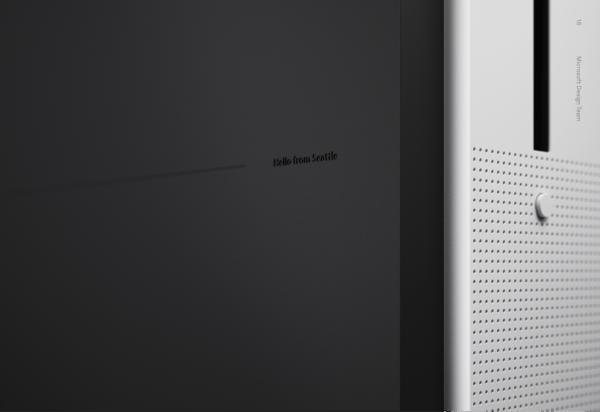 Xbox One S优雅背后:曾为微软友情设计新形象的学生参与其中的照片 - 10