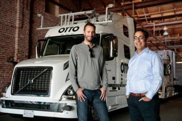 Uber CEO谈自动驾驶:未来专车司机不会被取代的照片 - 2