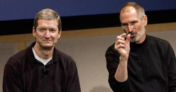 整整五年过去 库克和苹果都带来了什么?的照片 - 2