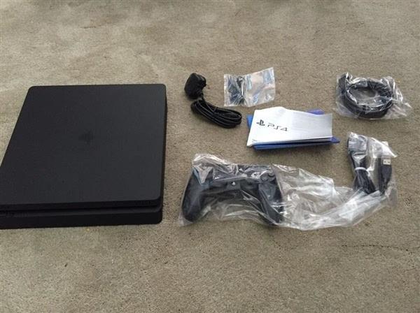 PS4 Slim超薄机型曝光:9月8日首发的照片 - 3