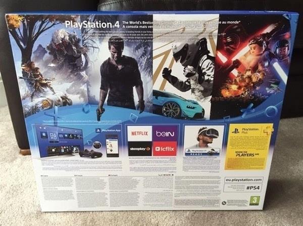 PS4 Slim超薄机型曝光:9月8日首发的照片 - 6