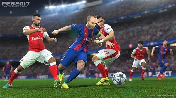 《实况足球2017》PC版配置公布 HD4000集显即可玩的照片