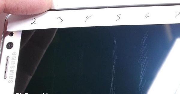 Galaxy Note 7屏幕不耐刮? 康宁澄清这不是大猩猩玻璃的错的照片