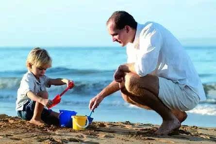 一个爸爸和儿子的对话,值得你珍藏五十年!