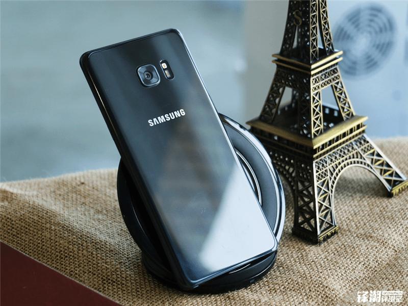 全黑配色三星Galaxy Note7真机图赏的照片 - 13