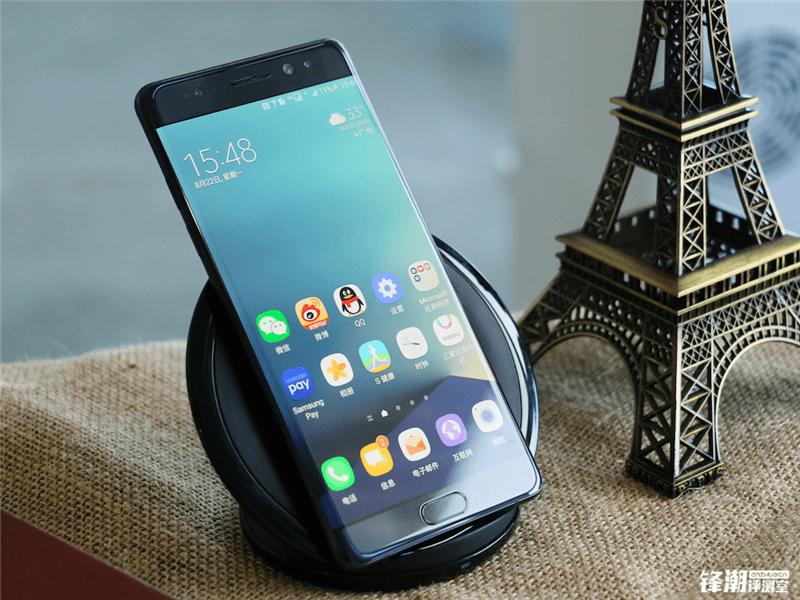 全黑配色三星Galaxy Note7真机图赏的照片 - 14