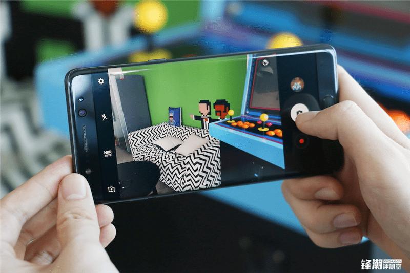 全黑配色三星Galaxy Note7真机图赏的照片 - 18