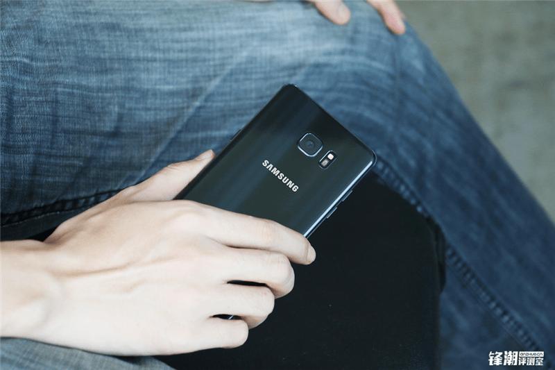 全黑配色三星Galaxy Note7真机图赏的照片 - 20