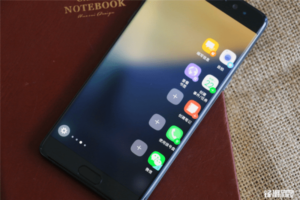 全黑配色三星Galaxy Note7真机图赏的照片 - 6