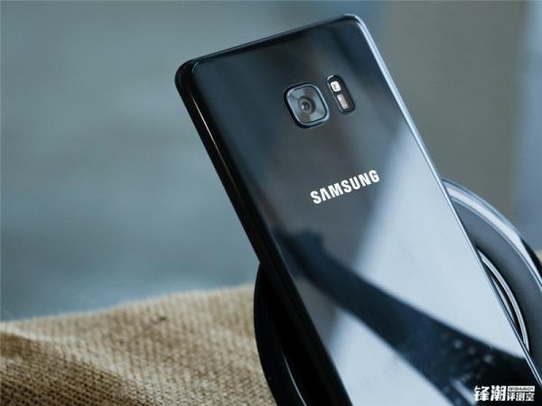 全黑配色三星Galaxy Note7真机图赏的照片 - 8
