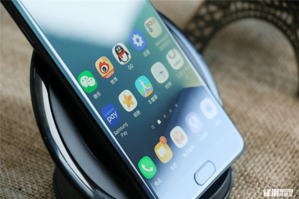 全黑配色三星Galaxy Note7真机图赏的照片 - 9