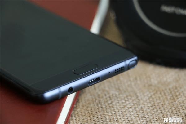 全黑配色三星Galaxy Note7真机图赏的照片 - 10